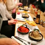 Enjoy a traditional Belgian food experience with your friends