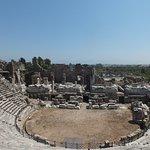 Greek Amphitheater Foto