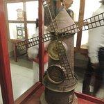 A windmill clock !