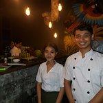 Friendly staff :)