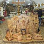 olive wood shop bethlehem