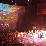 The House of Dancing Water Foto