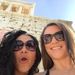 So much history of the ancient times in this beautiful place...GREECE 2014, a must see!!!!