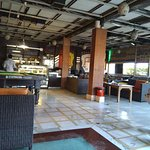 Foto de Kitchen Cafe Roof Top Restaurant