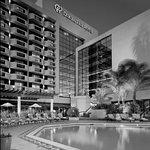 DoubleTree by Hilton Hotel San Jose 15 miles to the north of Santa Teresa Dental Center