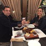 Jantar romântico e com direito a surpresa...Pedido de casamento !A comida deliciosa!
