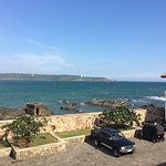 View from Old Dutch Hospital, Galle Fort