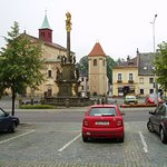 Marianský morový sloup - St Mary's and Plague Column