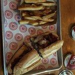 pastrami and fries