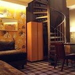 Duplex for families / Lower floor