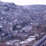 View of Jerusalem from National Park Lookout