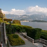 Villa Carlotta Terrasse - Blick auf den See 3