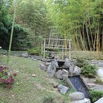 Villa Carlotta Garten Wasserfall