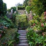 Villa Carlotta Garten Treppe
