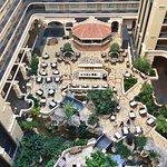 Embassy Suites Atrium View