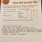 What our customers think!