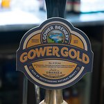 Freemasons House Real Ale - Gower Gold