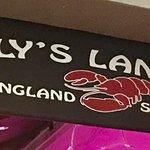 Kelly's Landing Signage