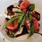Tomato Caprese Salad - a favorite