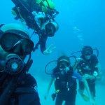 underwater selfie ;-)