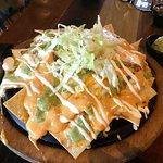 Supreme Tostada nachos