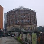 Photo of Gasometer City