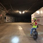 Lots to see and do and learn at the Louisville Mega Cavern! Including bike tour, ziplining, stun