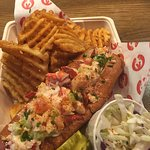 Best lobster roll yet - awesome food and service!