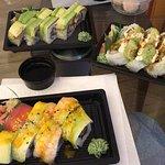 Foto de Wasabi Sushi & Wok Restaurant