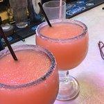 Delicious Peach Bellini's!