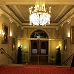 Eingangsbereich zum ehemaligen Kaiserhof, jetzt Hapimag Resort