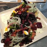 Spring salad at Ad Hoc in Yountville.