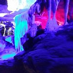 Ruby Falls was a great get away. The falls are breath taking and so is the story of how it becam