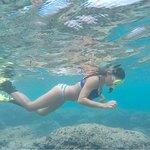 snorkeling Bahia Honda
