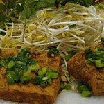 "Vegetarian Vietnamese ""Burrito"""