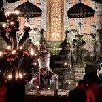 Best Ubud fire dance