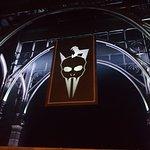 Banner during the Harry Potter part 2 break