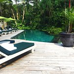 Nice sanctuary in Ubud Bali