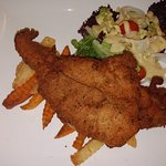 Great Food - Baby back ribs, Chicken Schnitzel, fish n chips