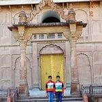 Junagarh Fort @ Bikaner, Rajasthan