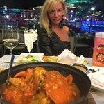 Tanya and Chilli crab