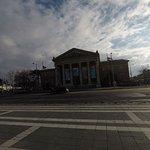 Palast der Kunste