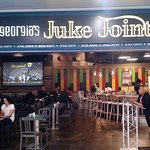 Entrance to the Juke Joint