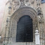 Gothic Arced Doorway