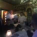 Superb service - thank you 😊 La Coppola 👍👍💗💗🌟🌟