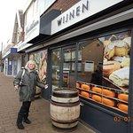 Der Käseladen in Noordwijk hat riesen Auswahl an Käse und anderem