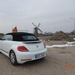 Windmühle so wie es sich für Holland gehört