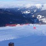 Dalle piste di sci
