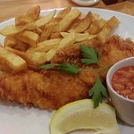 Foto di Sussex Fish Bar