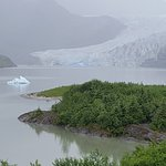 Mendenhall Glacier Visitor Center Foto